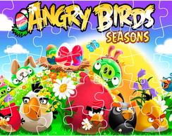 Quebra Cabe�a - Angry Birds