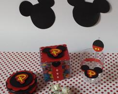 Kit festa - Mickey - personalizado