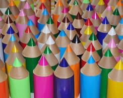 L�pis de cor para festa infantil