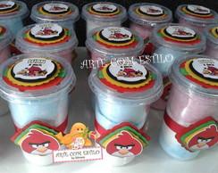 Algod�o Doce - Angry Birds