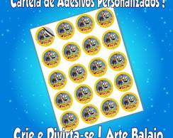 Adesivos Personalizados Festa Toy Story