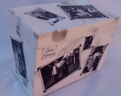 Caixa Porta �lbuns
