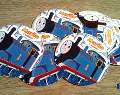 Tags Adesivos Personalizados Thomas