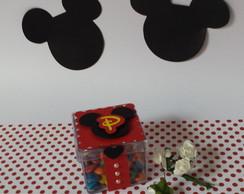 Caixinha acr�lico - Mickey