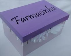 Caixa Porta Medicamentos