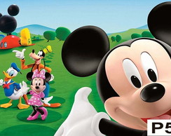 Painel Casa do Mickey Mouse