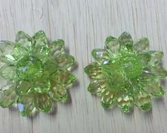 Flor de acr�lico para Chinelos 32