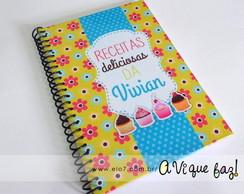 Caderno de Receitas para Ch� de Panela