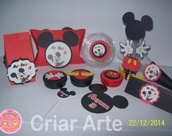 Mickey Kit Festa com 120 itens!!