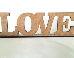 Love pequeno com base
