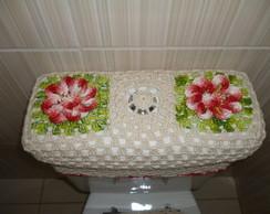 Capa para caixa acoplado sanit�rio