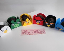 Forminha Doce Angry Birds