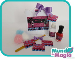 Sacola Personalizada + Kit Manicure