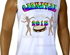 Camiseta Carnaval 2015 - 1