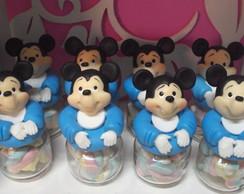 Pote papinha Mickey baby