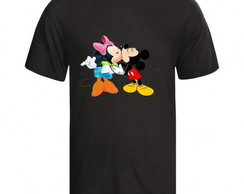 Camiseta Mickey e Minnie - 702