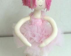 Boneca Bailarina 002