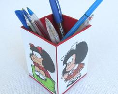 Porta L�pis Mafalda