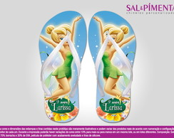 Chinelo TINKER BELL Anivers�rio Infantil