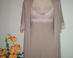 Camisola c/Robe Dama da Noite - 60/62/64