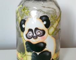 Pote para Biscoitos - Panda