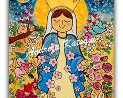 Quadro Nossa Senhora das Gra�as