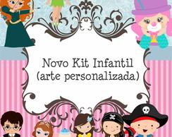 Kit Novo Festa Infantil
