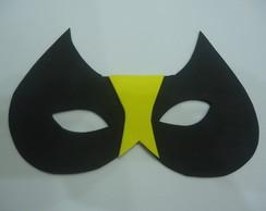 M�scara Wolverine - Meio rosto