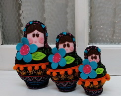 TRIO MATRIOSHKAS