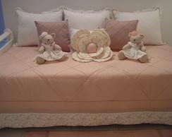 (CAA 0026) Conjunto cama da bab�
