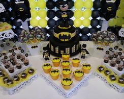 Decora��o Festa Batman - loca��o