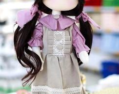 Boneca Camponesa Alice
