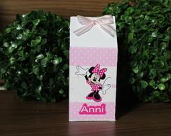 Caixinha de leite (milk) Minnie