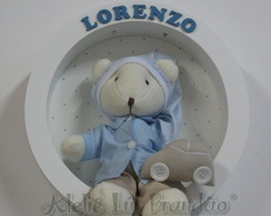 Porta Maternidade Ursinho Lorenzo