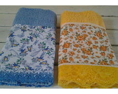 Kit de toalhas
