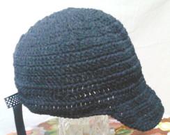 Bon� Praia Ver�o - Crochet