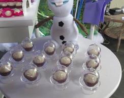 mini cupula para doces