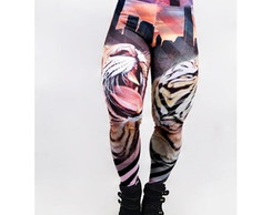 Cal�a Legging Fitness Fus� On�a