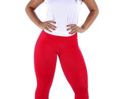 Cal�a Legging Fitness Vermelha