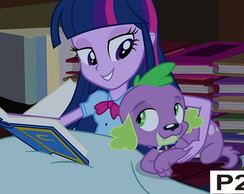 Painel Equestria Girls