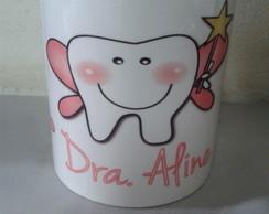 Caneca personalizada Dentista