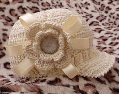 Bon� Feminino Croche