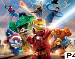 Painel Lego Super Her�is