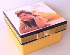Caixa personalizada tema a Bela e a Fera