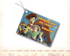 Tag Personalizado - Toy Story