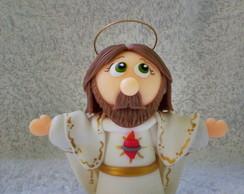 Jesus Cristo Ressuscitado-8 cm altura
