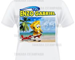 Camiseta Bob Esponja 2 - filme