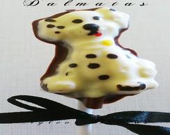 Pirulito De Chocolate 101 Dalmatas