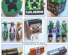 Kit Festa Completo - Minecraft