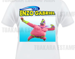 Camiseta Patrick - filme